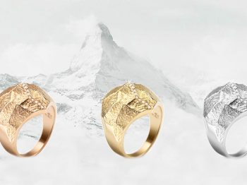 WANT : La bague Altitude diamant de Bonnet