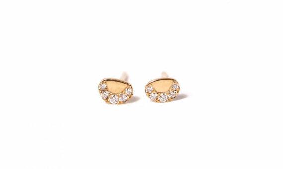 Les Rêveries d'Eve Pebble White diamond