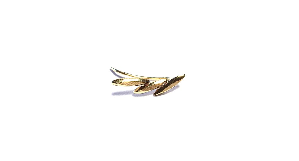 Urban tribe ear cuff