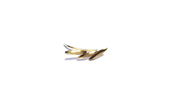 Les Rêveries d'Eve Urban tribe ear cuff 18ct yellow gold
