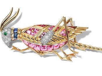 Tiffany & Co expose à Paris les pièces iconiques du designer Jean Schlumberger
