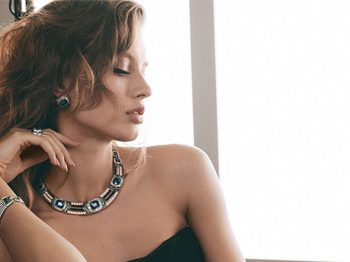 A quick glance at Cinemagia, BVLGARI's new High Jewelry collection
