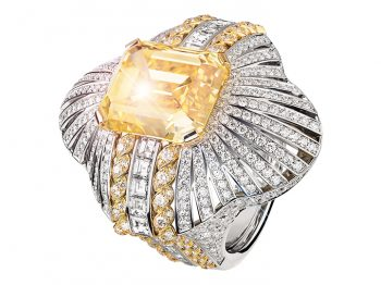 High Jewelry: yellow diamonds are making a great comeback