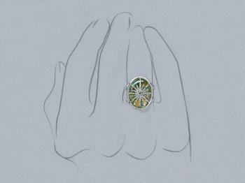 Unique by Djula : plongée au cœur d'un éden fantasmé, où les bijoux se réinventent en talismans précieux