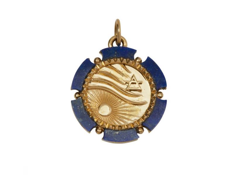 Foundrae - Médaillon de l'insigne de l'air