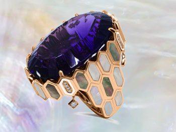 Le bijou du jour : Amytis, la masterpiece signée PERSTA