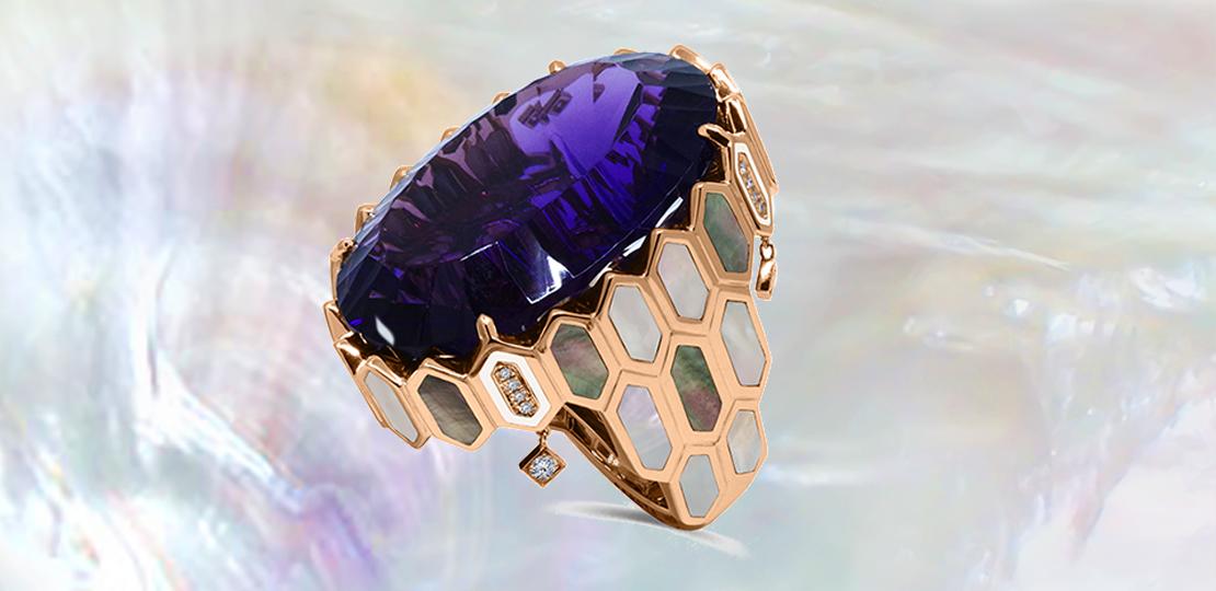 Persta Ametis Ring