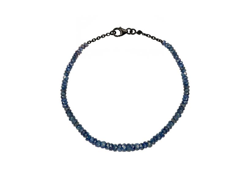 Rivka Nahmias - Bracelet Karma Blue Sapphire