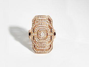 Le bijou du Jour : la bague my way s'offre un mariage en or rose