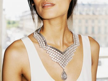Paris, Vu du 26, the most stunning pieces of jewelry spotted at Boucheron