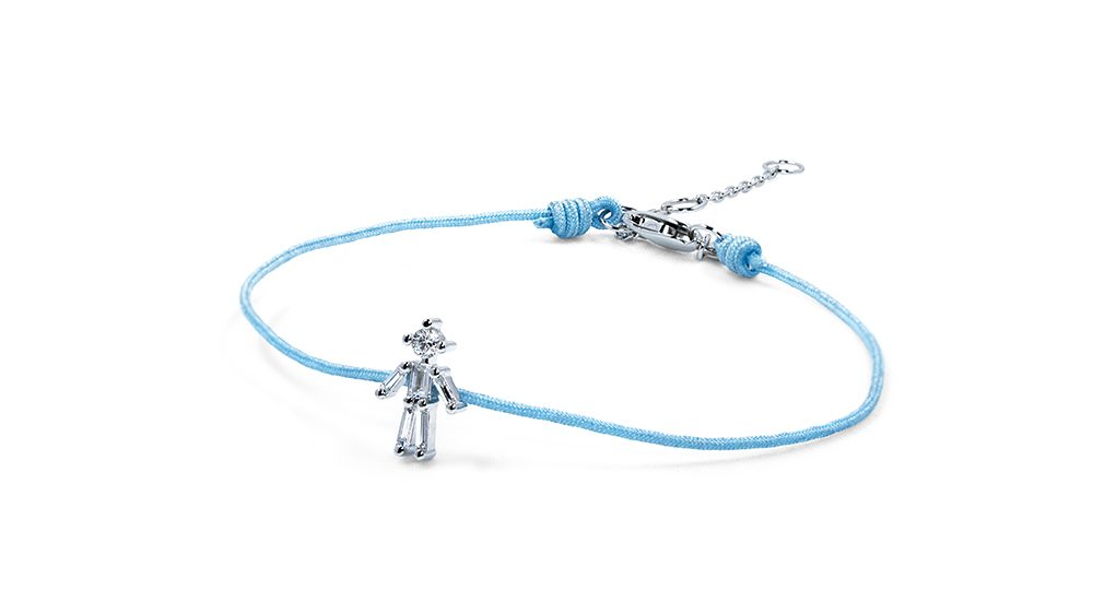 Little Boy thread bracelet