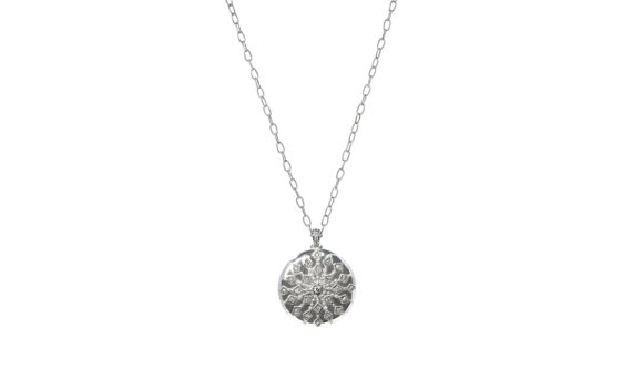 De Jaegher Midnight sun pendant sterling silver diamonds 2