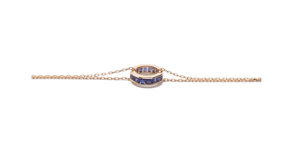 Bracelet Otto bleu