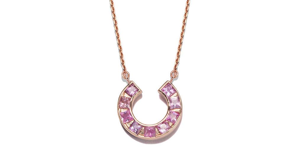 Collier rose Sundial