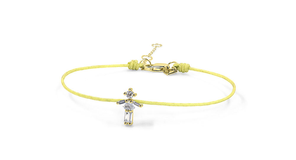 Little Girl thread bracelet