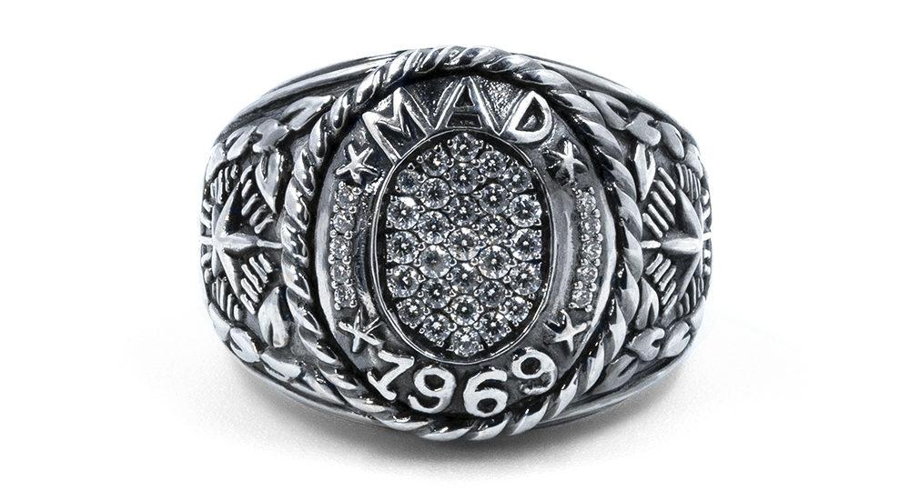 Mad 1969 ring