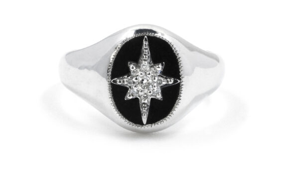 De Jaegher Make a wish ring sterling silver 2