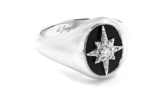 De Jaegher Make a wish ring sterling silver 3