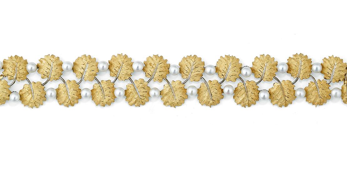 Buccellati perles