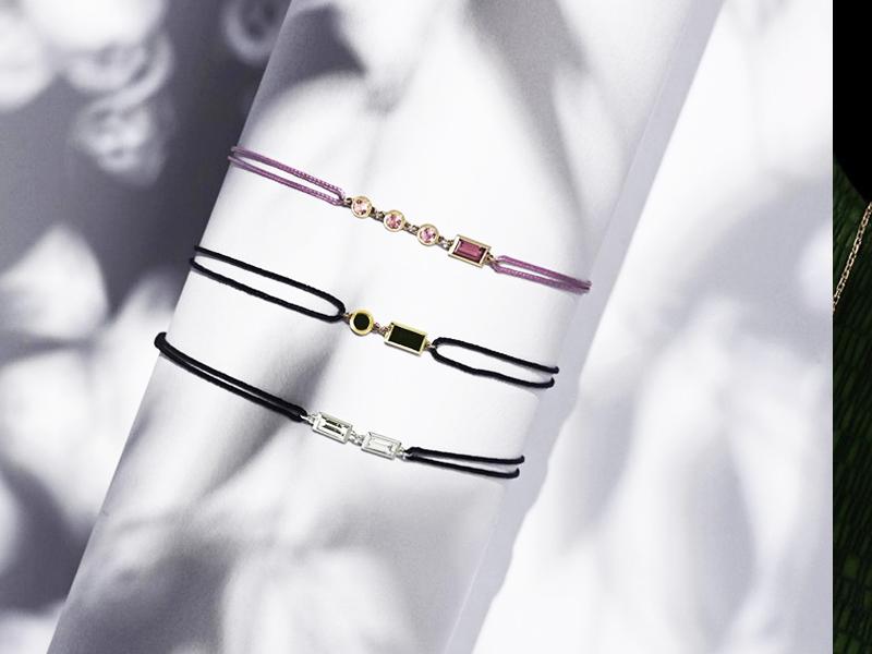 Hint - Bracelets en cordon