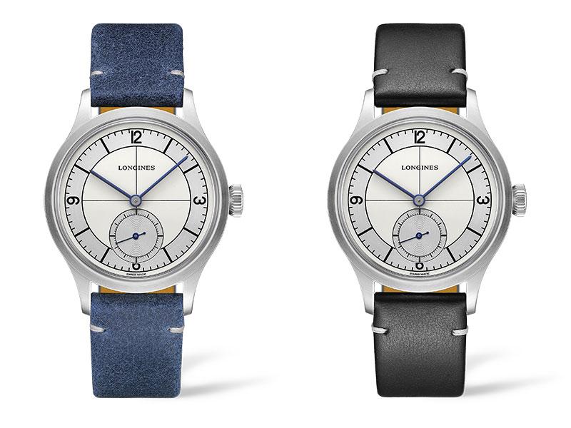 Longines Heritage Classic deux montres