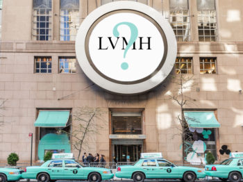 Is LVMH going to place the ring on jeweler Tiffany's finger?