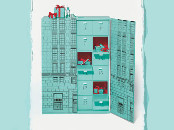 We unravel the secrets of the most desirable, in-vogue Advent calendar by Tiffany & Co.
