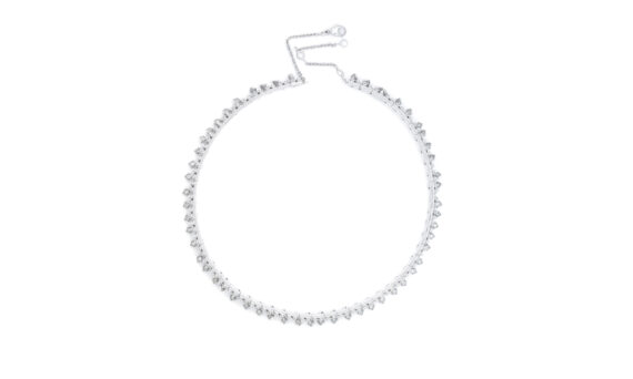 De Jaegher Fall in Love necklace sterling silver diamonds 3