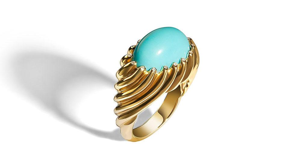 Amorgos ring