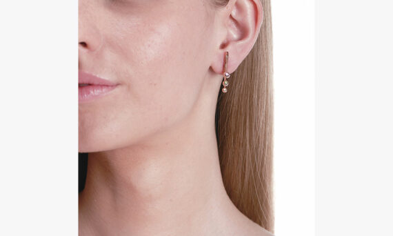 Marie Mas Dancing Diamond Earrings S Toumalines lifestyle