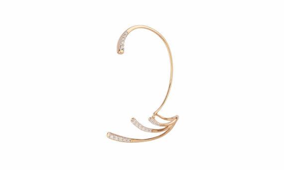 Ocean Ripple Ear Jewel
