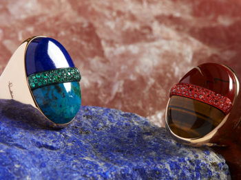 Pomellato unveils its new Armonie Minerali collection