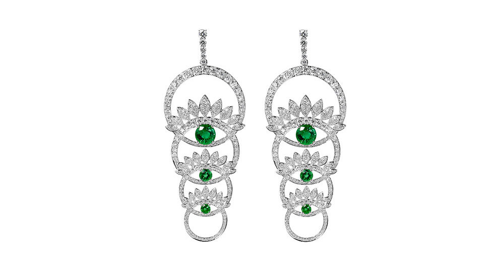 Boucles d'oreilles Third Eye