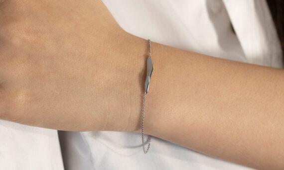Bonnet Géa Feu bracelet