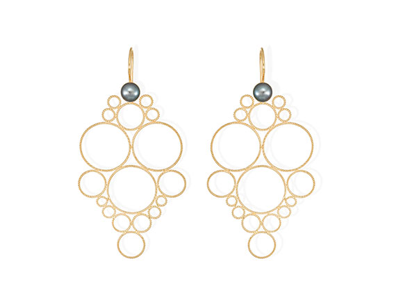 Christina Soubli Princess Hook earrings