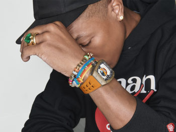 RM 52-05 Tourbillon : la montre cosmique de Pharrell Williams