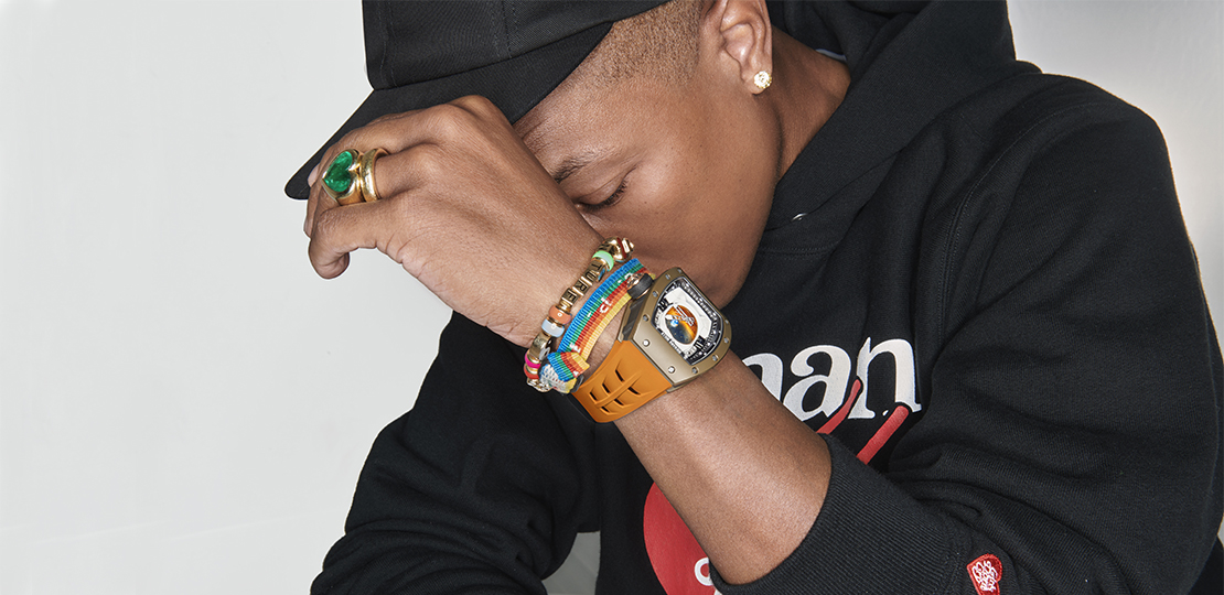 Pharell Williams x Richard Mille - RM 52 - 05 cover