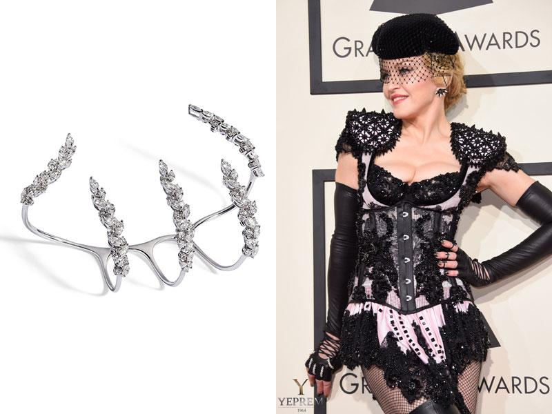 Yeprem The Claw Madonna