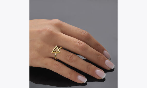 Anastazion Jewellery Athena ring lifestyle