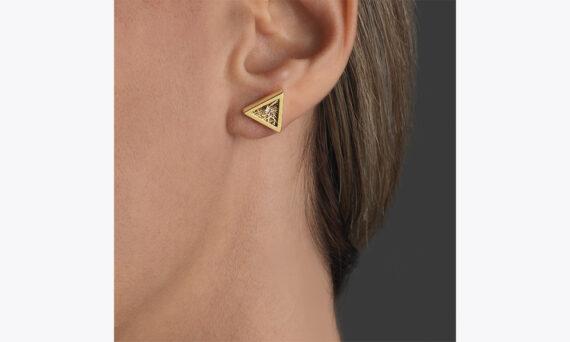 Anastazio jewellery demeter earrings lifestyle