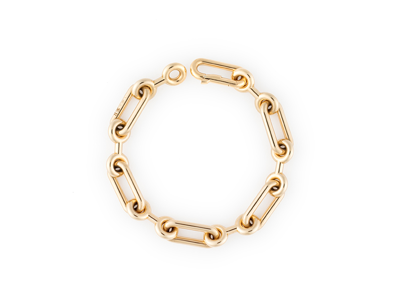 BYREDO x Charlotte Chesnais - Bracelet mounted on yellow gold