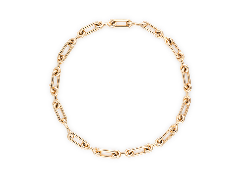 BYREDO x Charlotte Chesnais - Choker mounted on yellow gold