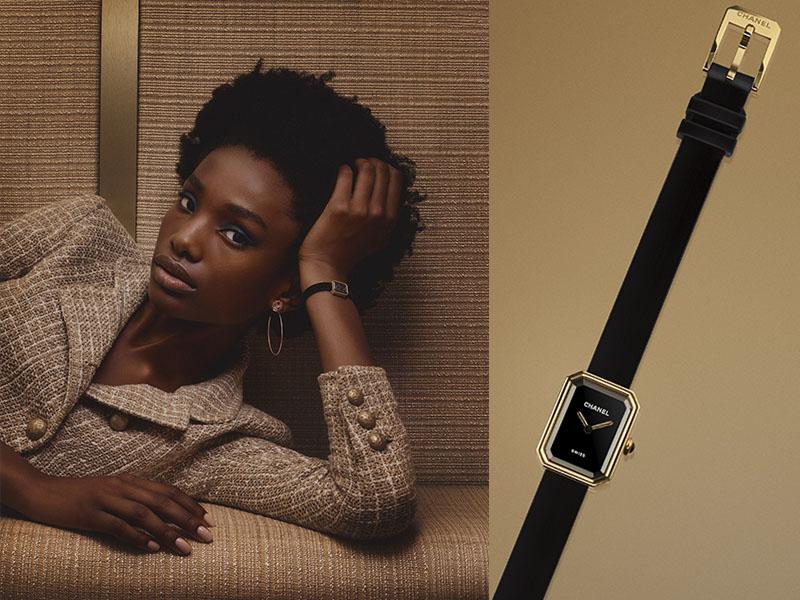 Chanel - Montre Première Velours