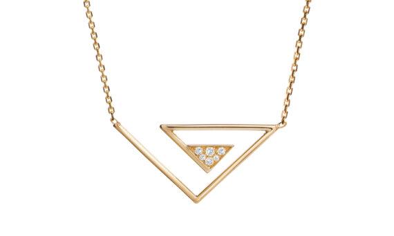 Flav Joaillerie Paris Vertige yellow gold diamonds