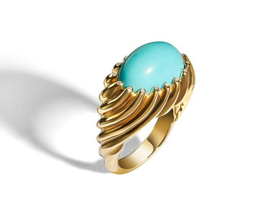 Frédérique Berman Amorgos ring