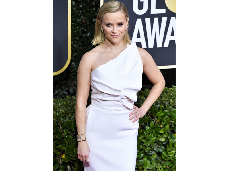 Golden Globes 2020 Reese Witherspoon Tiffany