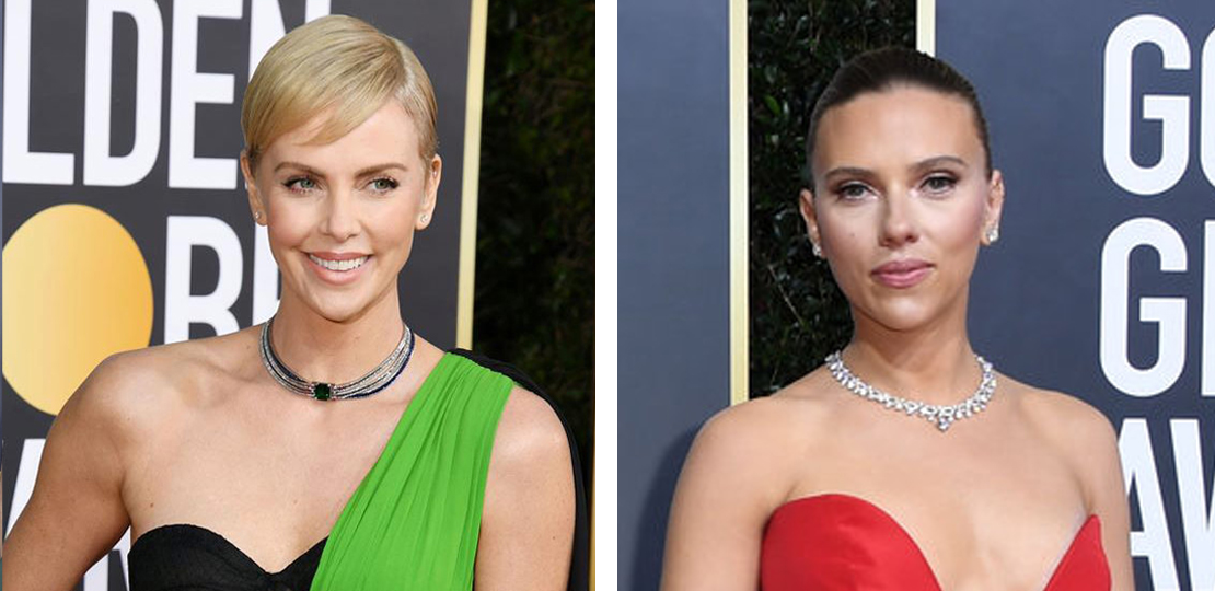 Golden Globes 2020 jewelry