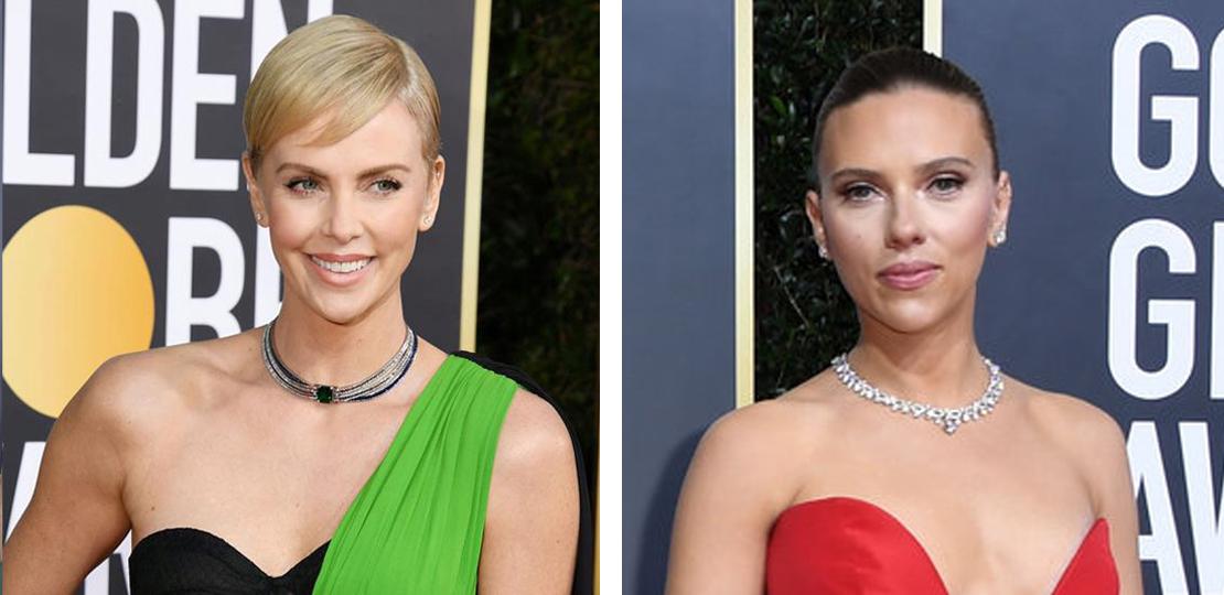 Golden Globes 2020 jewelry