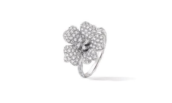 Morphée Joaillerie Paris Cherry Blossom L ring