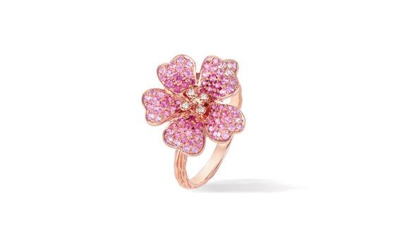 Morphée Joaillerie Paris Cherry Blossom ring